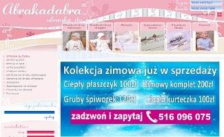 Sklep Abrakadabra.sklep.pl