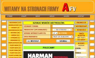 Sklep AFV.pl