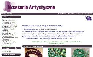 Sklep Akcesoria.net.pl