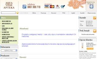 Sklep AquaVitae.com.pl