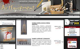 Sklep ArtEquipment.pl