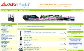 Sklep Audiofan24.pl