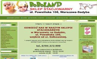 Sklep Boboland.pl