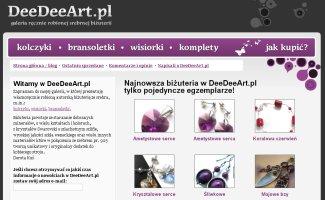 Sklep DeeDeeArt.pl