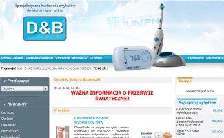 Sklep sklep.dib.com.pl