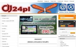 Sklep DJ24.pl