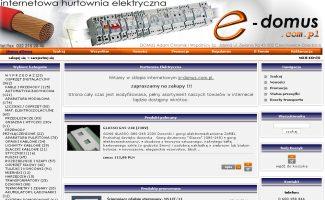Sklep e-Domus.com.pl