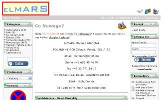 Sklep Elmars.strefa.pl