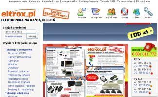 Sklep Eltrox.pl
