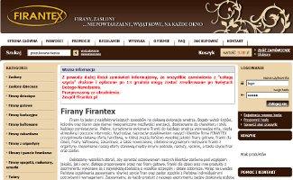 Sklep Firantex.pl