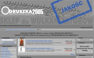 Sklep Gruszka2005.pl