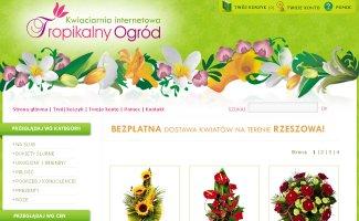Sklep TropikalnyOgrod.pl