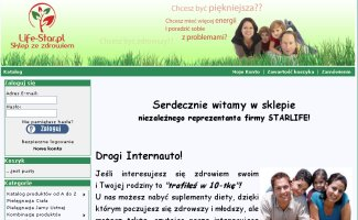 Sklep Life-star.pl