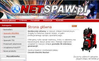 Sklep Netspaw.pl