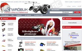Sklep RCWroblik.pl