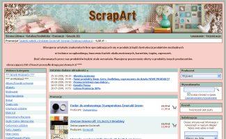 Sklep ScrapArt.pl