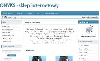 Sklep Sklep-onyks.pl