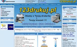 Sklep 123drukuj.pl