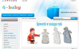 Sklep 4-baby.com.pl