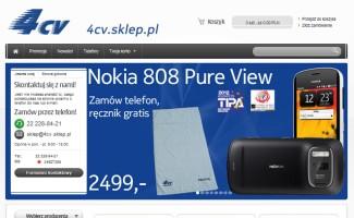 Sklep 4cv.sklep.pl