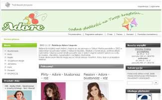 Sklep Adore.pl