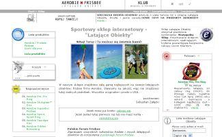 Sklep Aerobie.com.pl