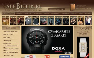 Sklep aleButik.pl