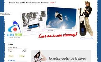 Sklep Alink-sport.pl
