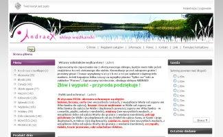 Sklep Andraex.home.pl