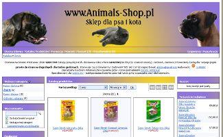 Sklep Animals-shop.pl
