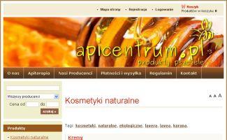 Sklep apicentrum.pl