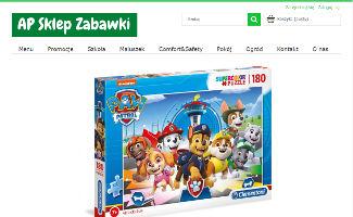 Sklep apsklep-zabawki.pl