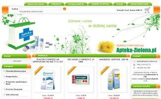 Sklep Apteka-zielona.pl