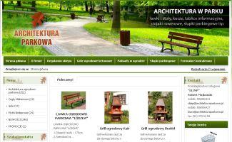 Sklep Architekturaparkowa.pl