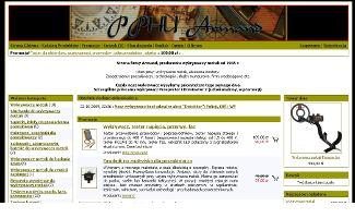 Sklep Armand Metal Detectors