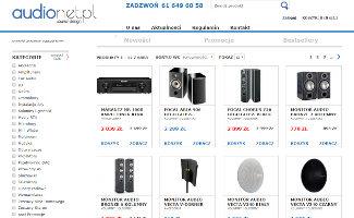 Sklep audionet.pl