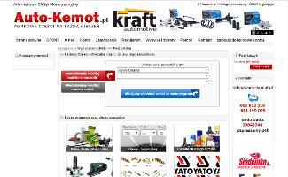 Sklep auto-kemot.pl