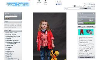 Sklep Baby-center.com.pl