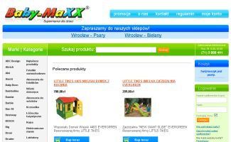 Sklep Baby-Maxx.pl