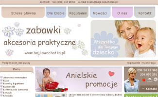 Sklep BajkowaChatka.pl