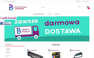 Sklep BajkoweTonery.pl