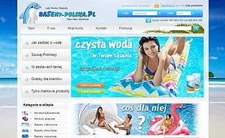 Sklep Baseny-polska.pl