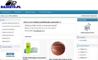 Sklep Basketo.pl
