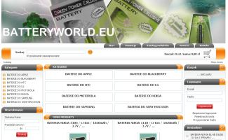 Sklep Batteryworld.eu