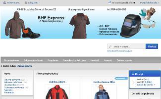 Sklep BHP.Express.pl