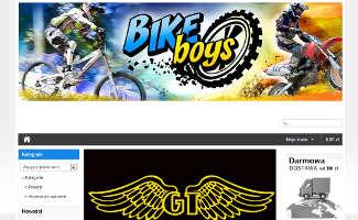 Sklep Bikeboys
