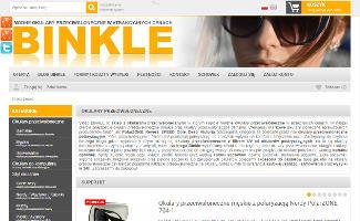 Sklep Binkle