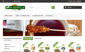Sklep bio-herbaty.pl