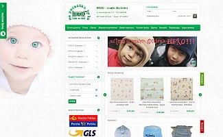 Sklep BIRKO - czapki dla dzieci