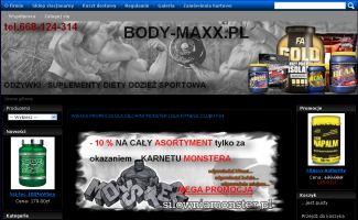 Sklep Body-maxx.pl